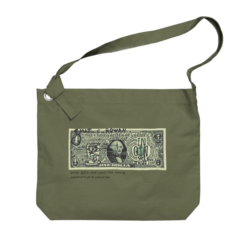 GT / Gin & T-shirtsのG&T 16 Big shoulder bags