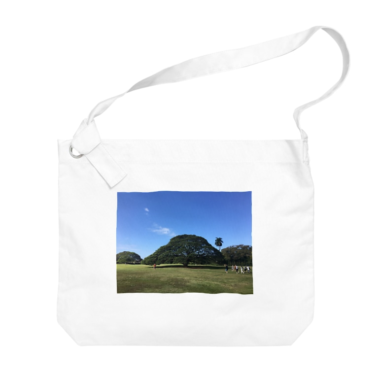 NATSUKO-SHOPのハワイ モンキーポッド Big shoulder bags