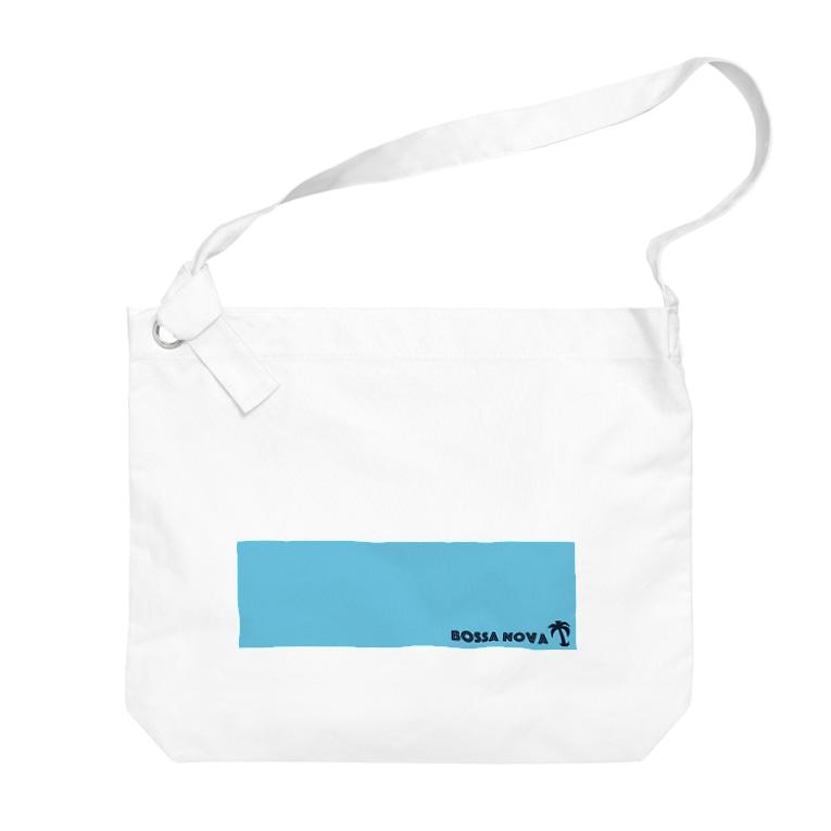 Karen's shopのBlue line Big shoulder bags