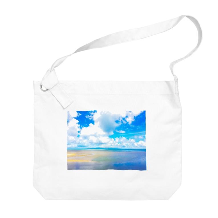 mizuphoto.comのsummer vacation Big shoulder bags