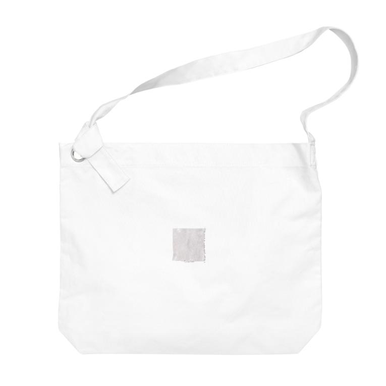 rilybiiの大理石*メッセージ Big shoulder bags