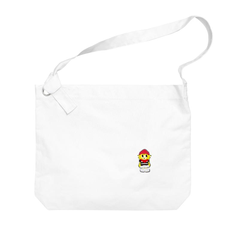 Iii.storeのTappyz ─たいぞー─ Big shoulder bags