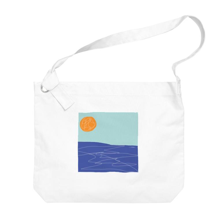 mihiro_0328のSun set Big Shoulder Bag