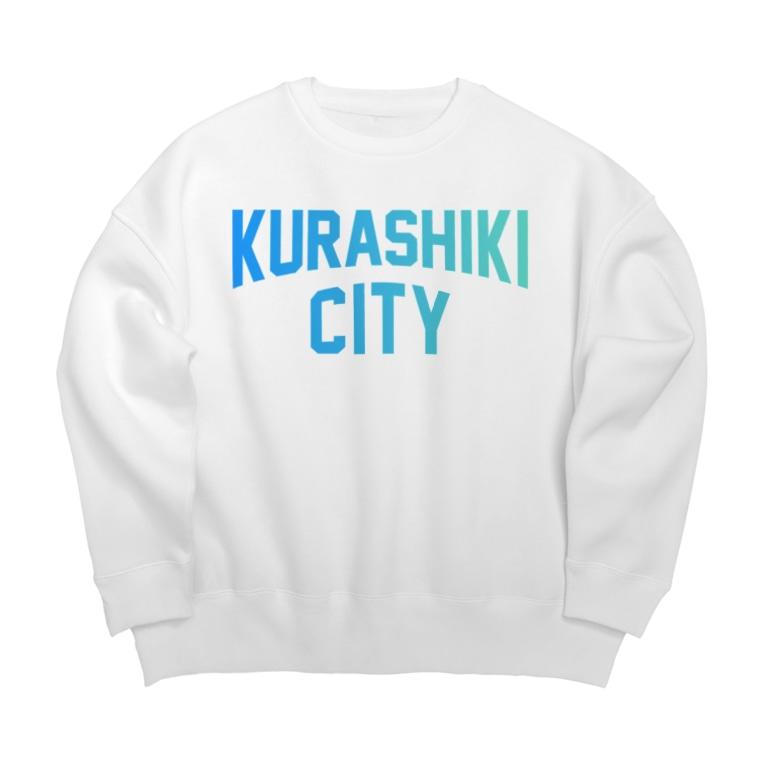 JIMOTO Wear Local Japanの倉敷市 KURASHIKI CITY Big silhouette sweats