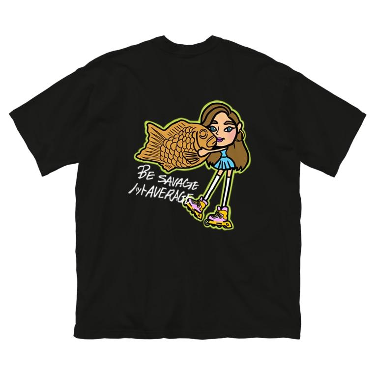 NEF girls.official のNGS Miyu Big Silhouette T-Shirt