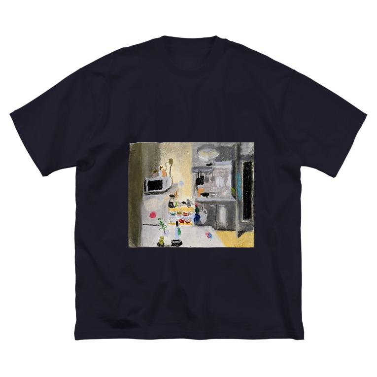 jota_ikrのDK Big silhouette T-shirts