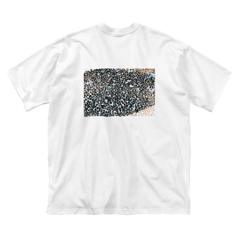 PHOTOGRAPHICsの反転した春 Big silhouette T-shirts