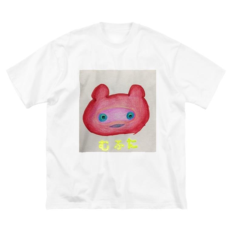 SZUKIのねぷたティシャツ Big silhouette T-shirts