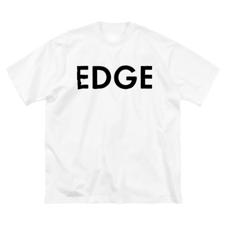 GK! WEB SHOPのBig silhouette T-shirts