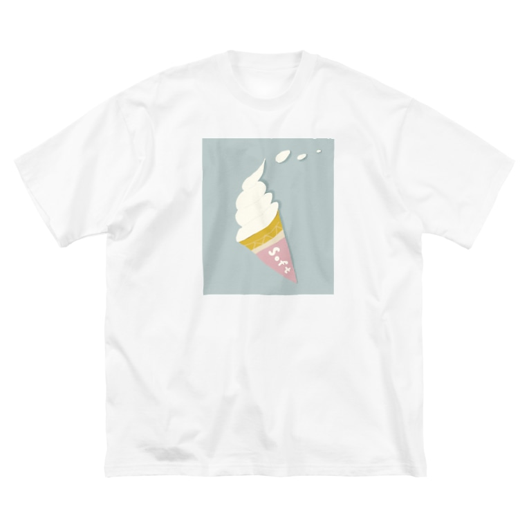 MEWのOops...! Big silhouette T-shirts