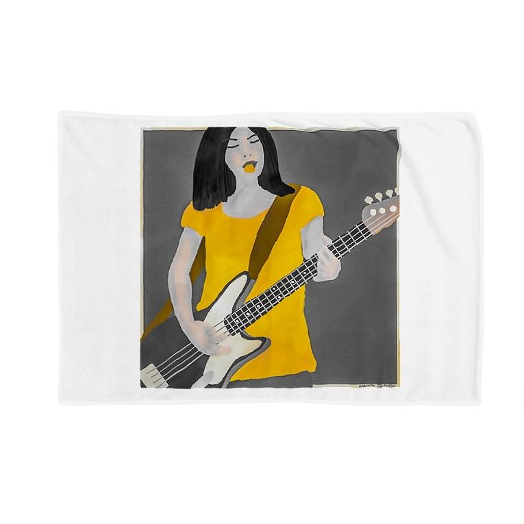 Logic RockStar の伝説のロッカー  Blankets