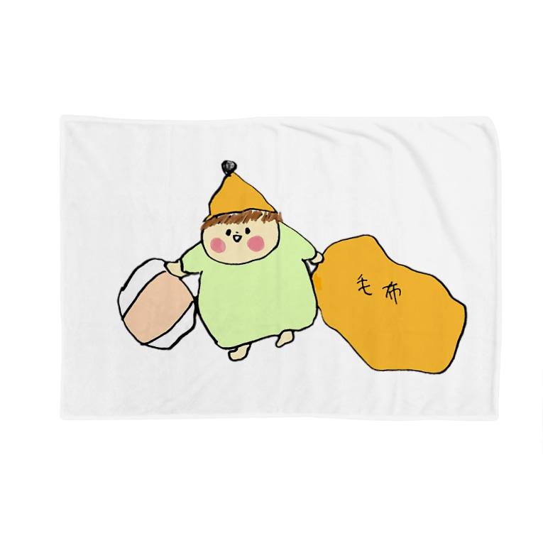hoisa-hoisaの寝るべ Blankets