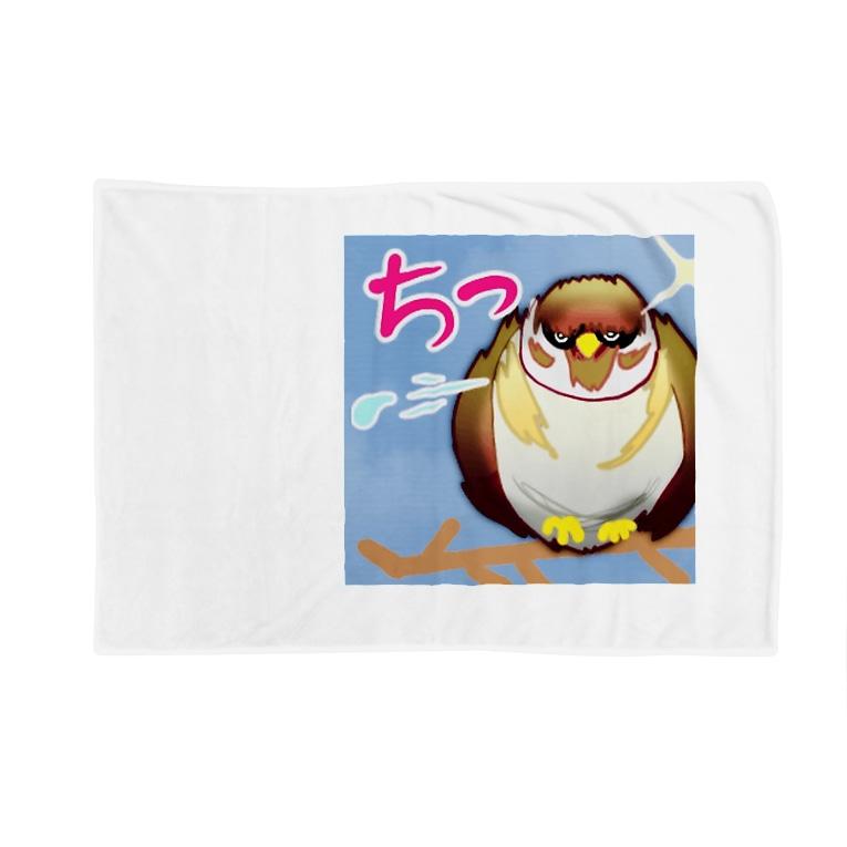 MedicalKUNのチっ、すずめ。 Blankets