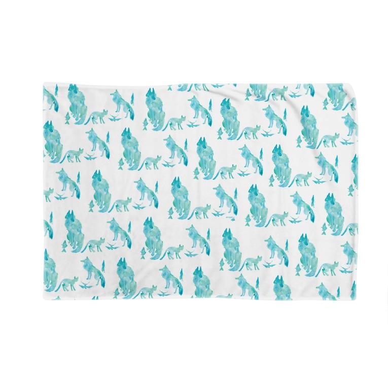 made blueのPeppermint Blankets