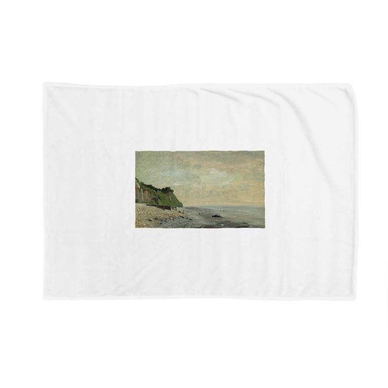 teki shopの日の出(モネ) Blankets