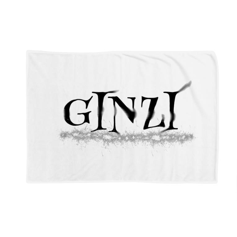 vogueのGINZI Blankets