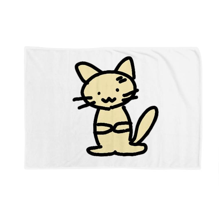 まるのねこは可愛い Blankets