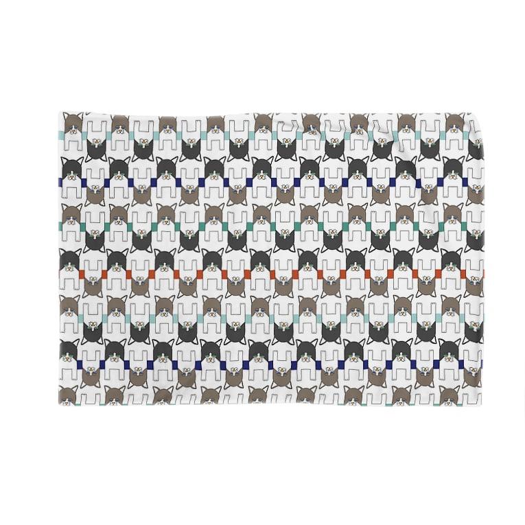 51-86のカラフルはち&まる Blankets