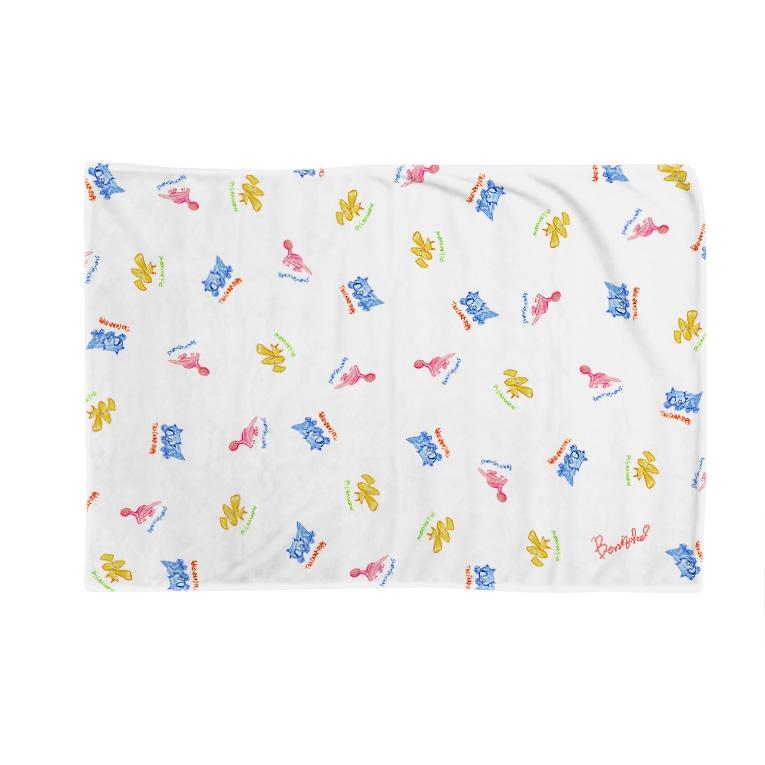 BenizakeのDinosaur!! Blankets