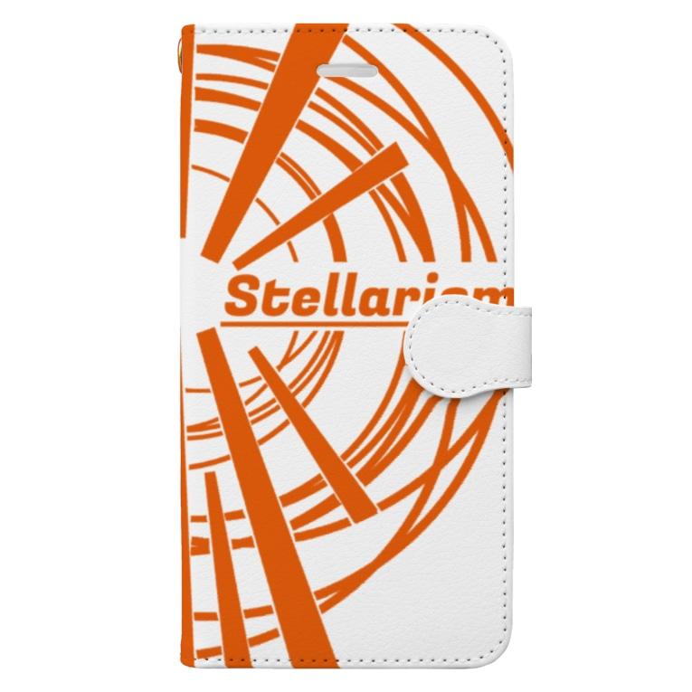 StellarismのS-29 Book-style smartphone case