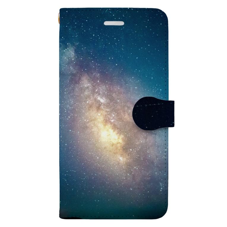 orange_honeyの宇宙21 Book-Style Smartphone Case