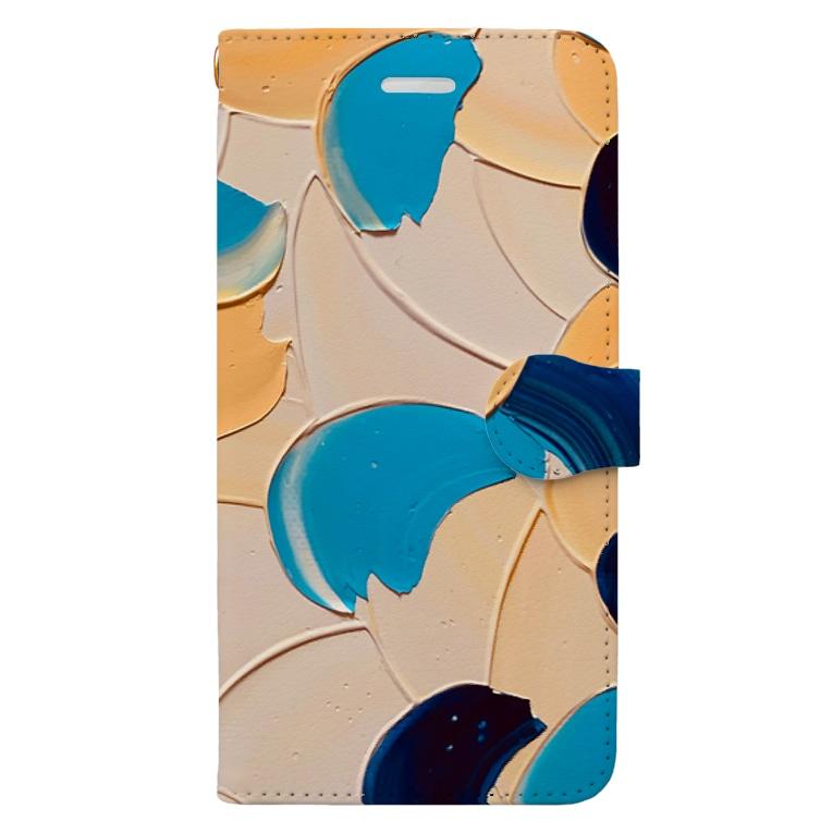 Yoshiki houseの竜宮 Book-style smartphone case