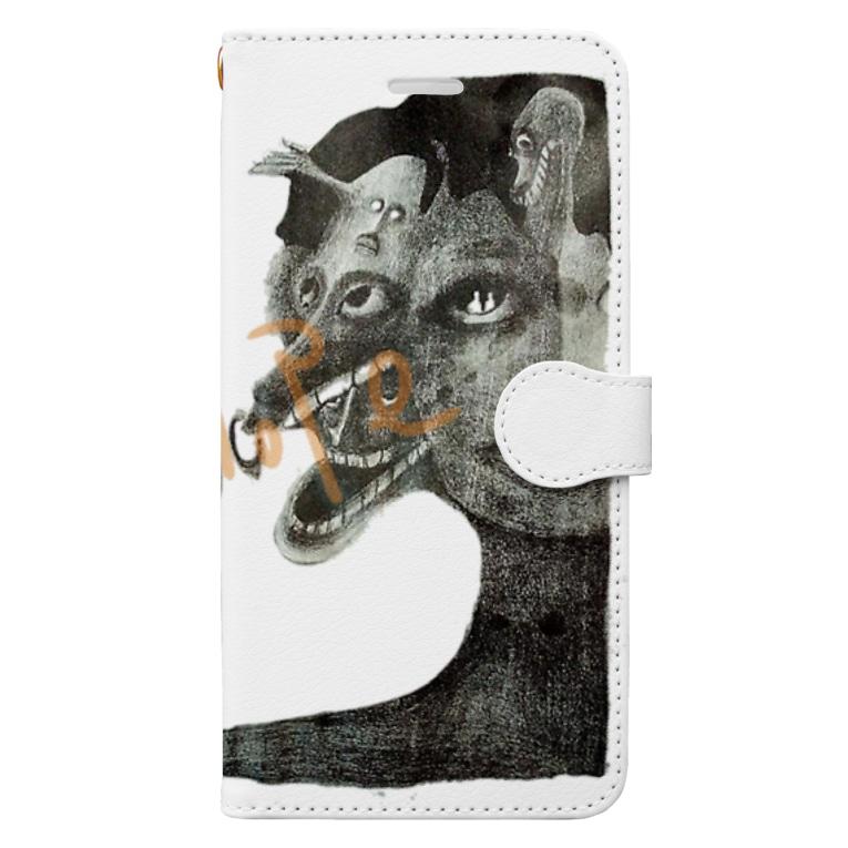 bourutarouのHOPE Book-Style Smartphone Case