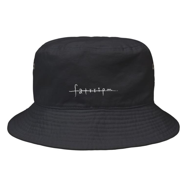 ÜKのfatrripm Bucket Hat