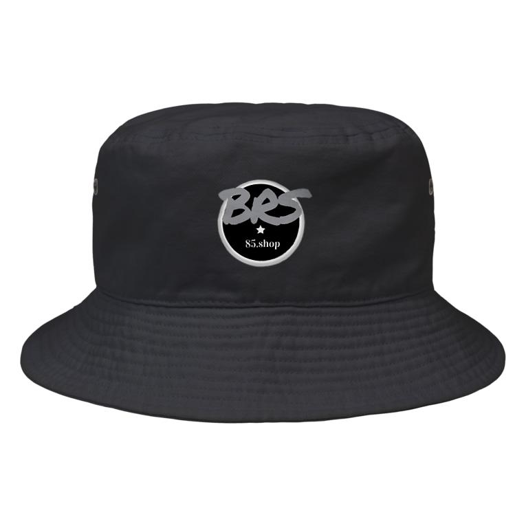 【Brue Rose】errieのBRS85. (Gray) Bucket Hat