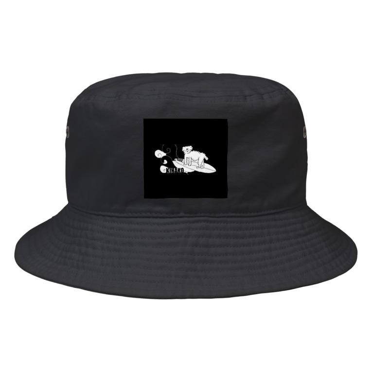 なめの。 Bucket Hat