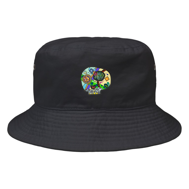 4terra屋のdokuro Bucket Hat