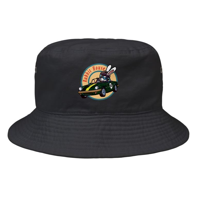 RHOUSE | GOODSのエラン Bucket Hat