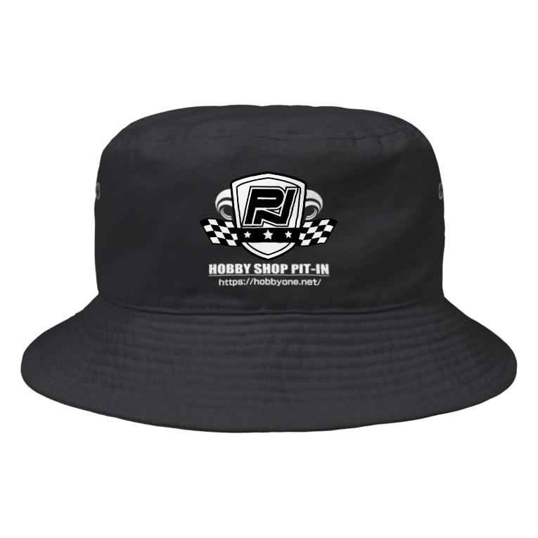 Bot屋のP3 Bucket Hat
