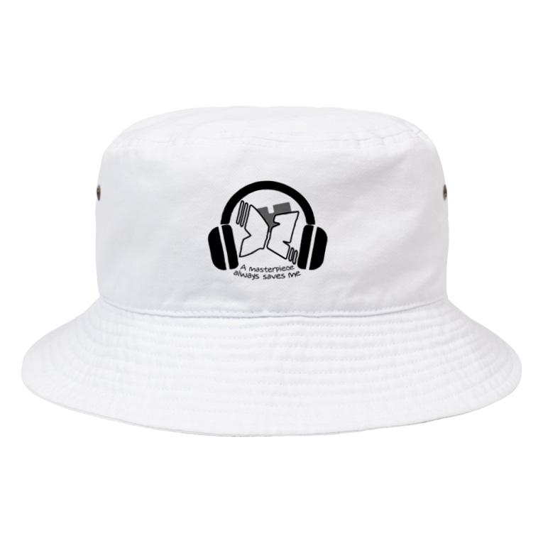 Singer yun official goods siteのyun-goods Bucket Hat