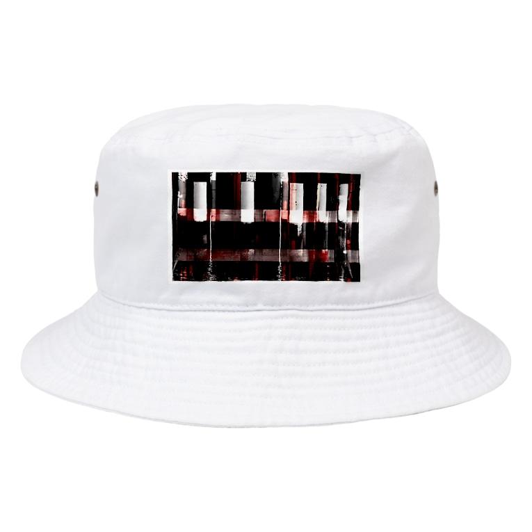 CTRL shopのPunkadada Design Bucket Hat