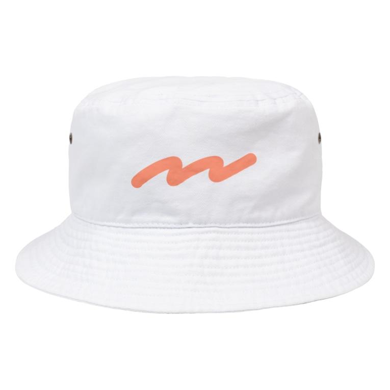 kameのなみなみ Bucket Hat