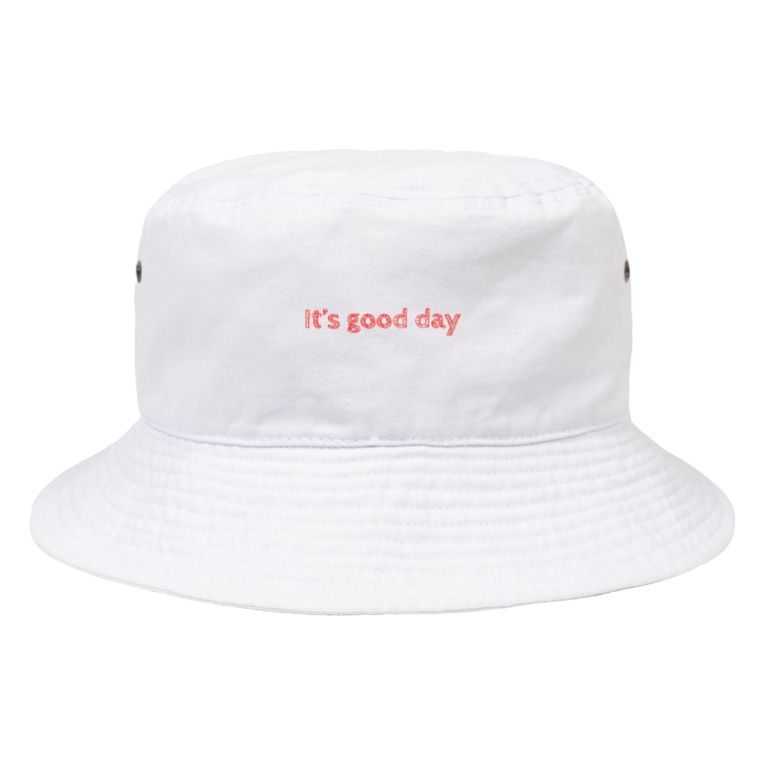 PAINTのIt's good day Bucket Hat