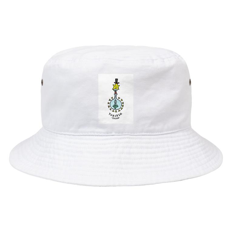 solfeel ソル・フィールのYUKIRIN SALON Bucket Hat