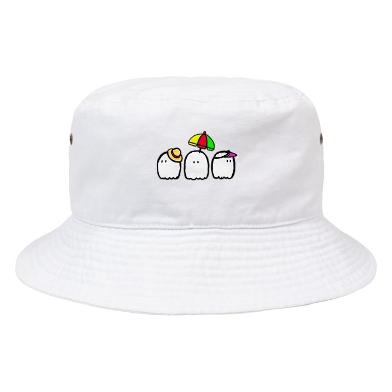 外井咲和子のみんなで日よけ Bucket Hat