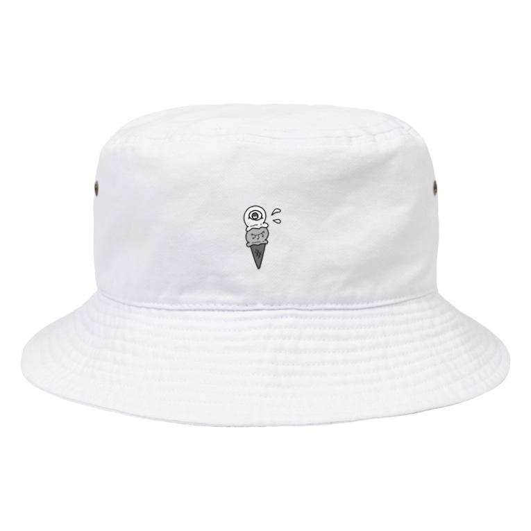 とぅいんくる☆チバのあいちゅくりーむ Bucket Hat