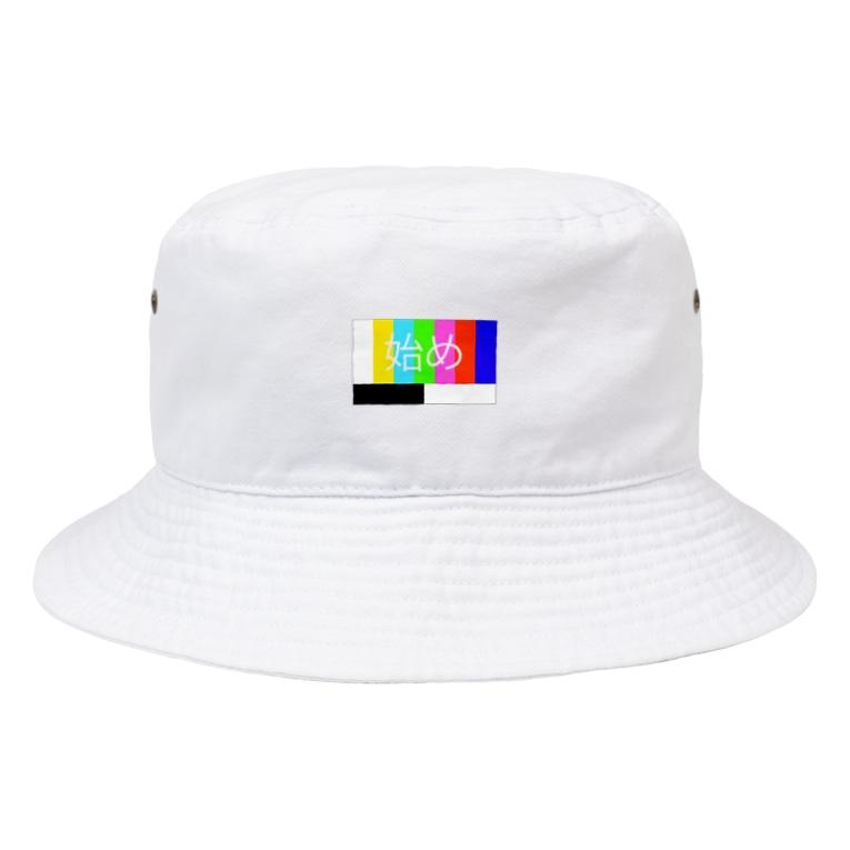 ネオトーキョー推進本部のネオトーキョー Bucket Hat