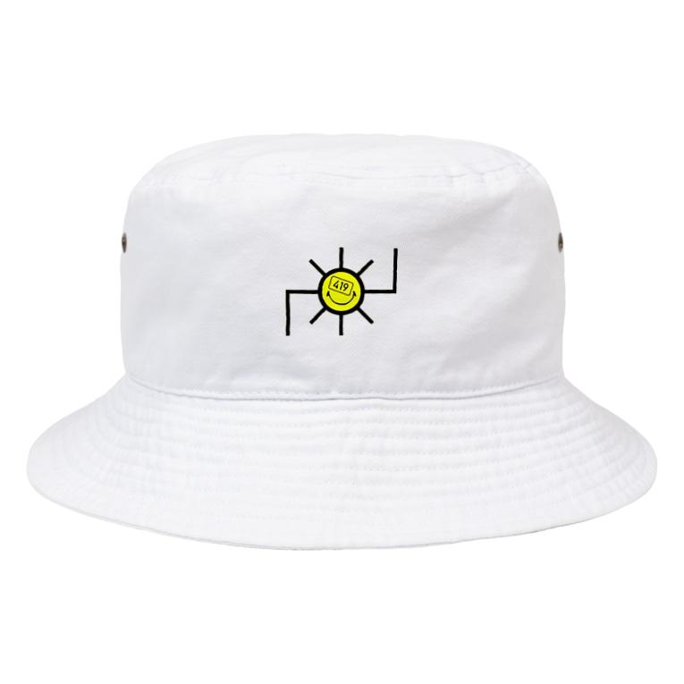 still_denkiの発電気 Bucket Hat