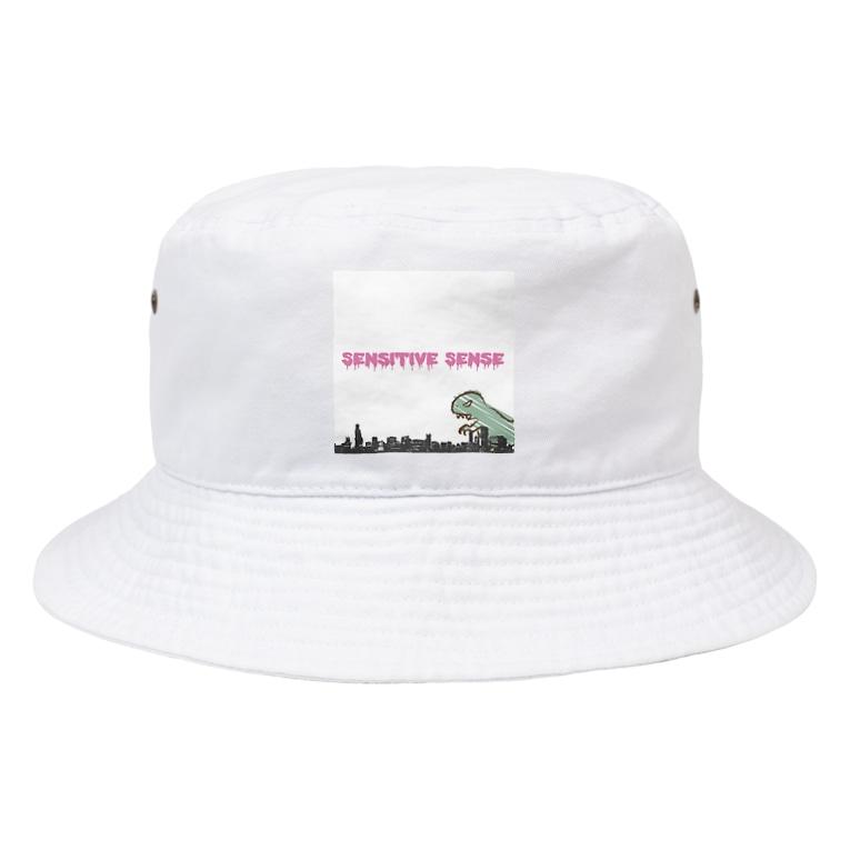 Sensitive SenceのSensitive Sense Bucket Hat