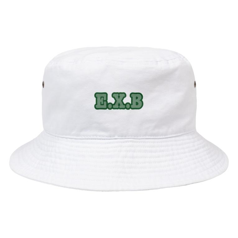 EXTRA-BのE.X.B Bucket Hat