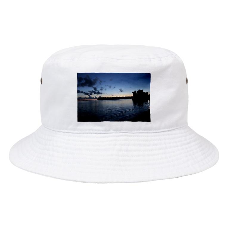 ありすのあの日の Bucket Hat