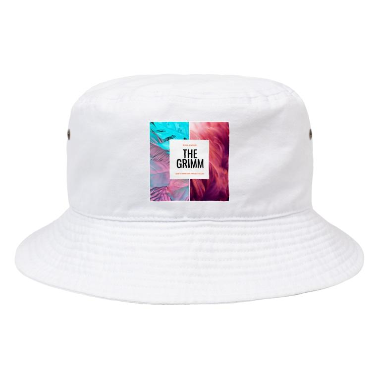 GRIMM OFFICIAL SHOPのGRIMM RENDERED Bucket Hat