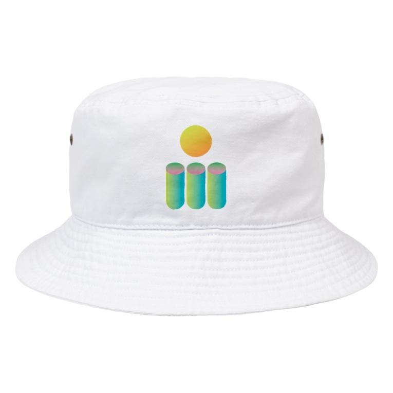 町のたいよう Bucket Hat