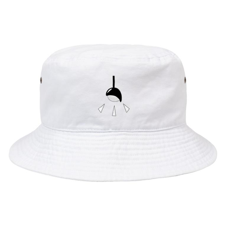 aconaruの照明 Bucket Hat