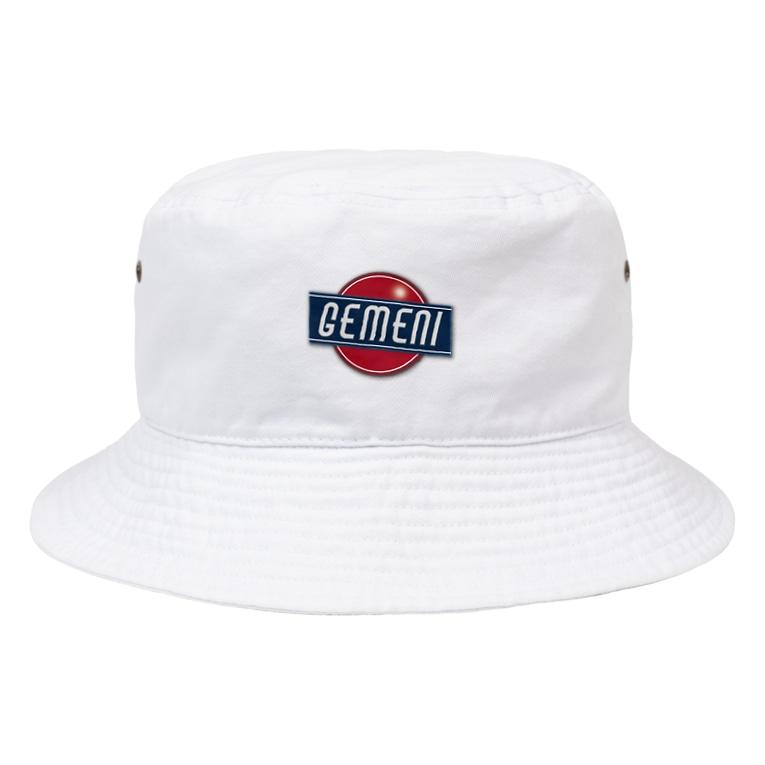 GEMENI-XのGEMENI-11[SIGN] Bucket Hat