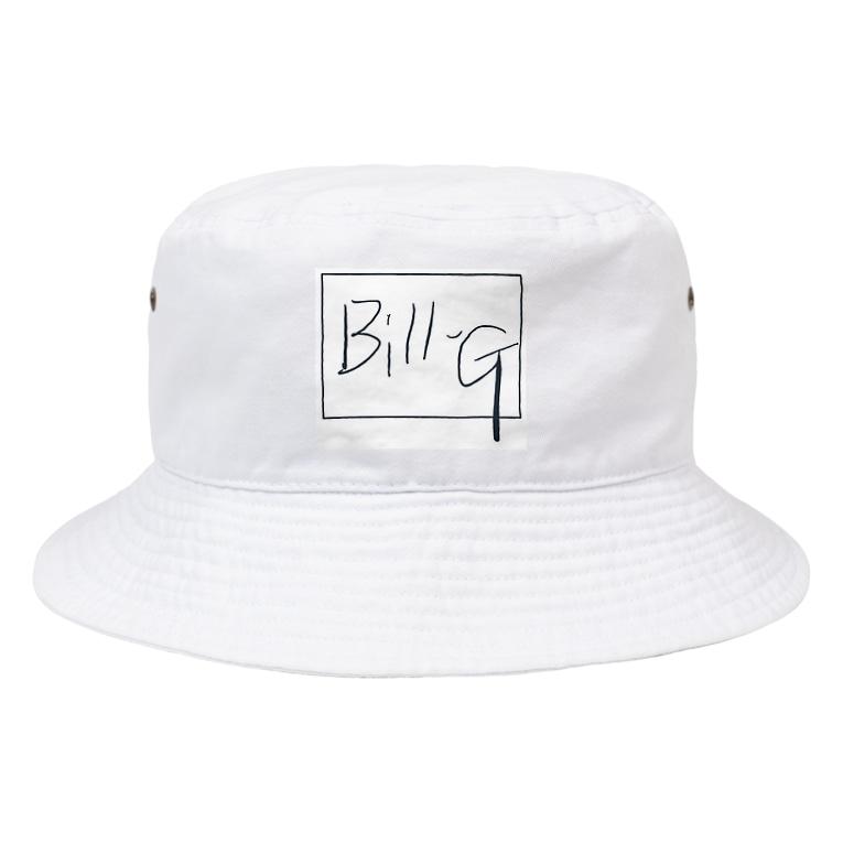 Akky★のBill-G オリジナルハット Bucket Hat